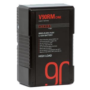 Batteries et plaques de montage
